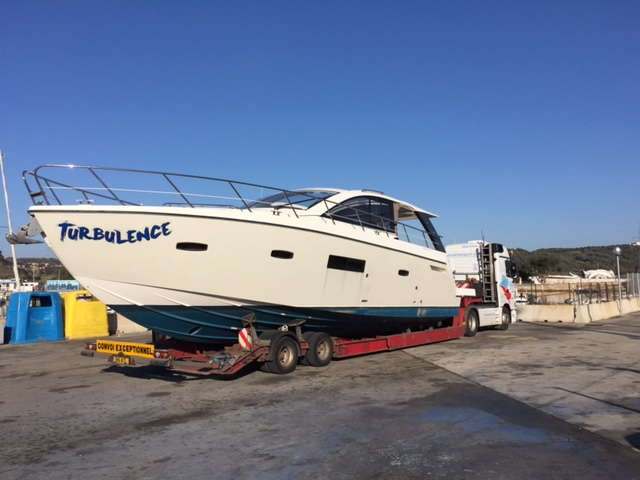 Moving boats & escaping the English weather:- Conwy-Menorca-UK